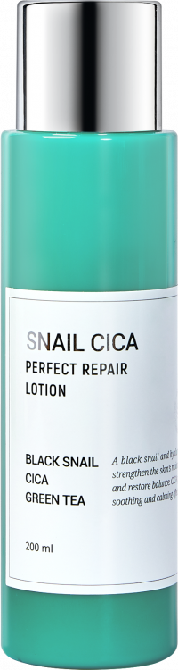 [ESTHETIC HOUSE] Лосьон для лица МУЦИН УЛИТКИ/ЦЕНТЕЛЛА Snail Cica Perfect Repair Lotion, 200 мл