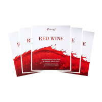 ESTHETIC HOUSE Гидрогелевая маска для лица RED WINE REGENERATING SOLUTION HYDROGEL MASK PACK